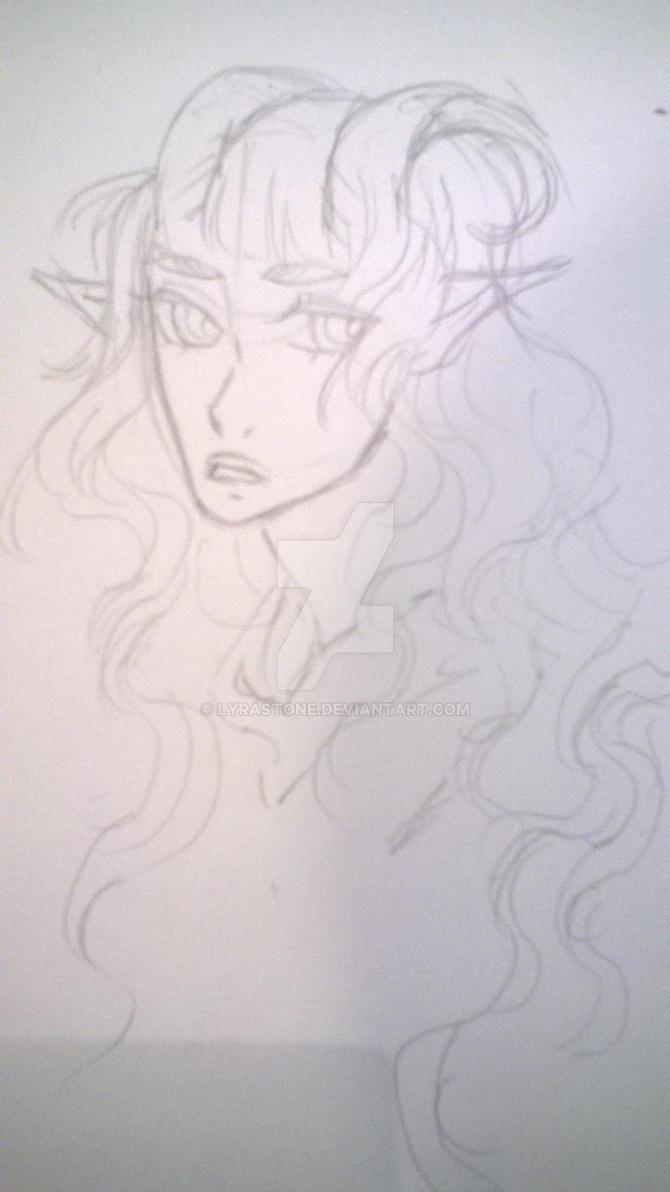 doodle by lyrastone