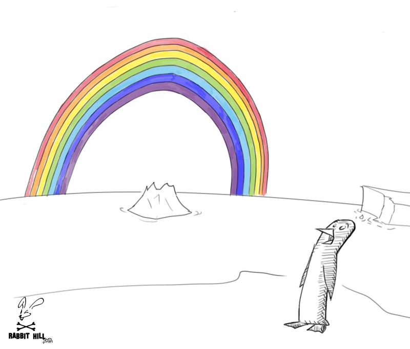 Rainbow by Akaleon