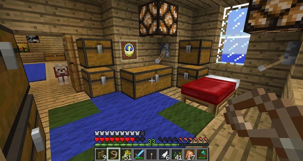 Minecraft The Awakening Steve S House 8 By Yatzstar On Deviantart