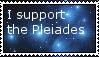 Pleiades - Stamp by Yatzstar