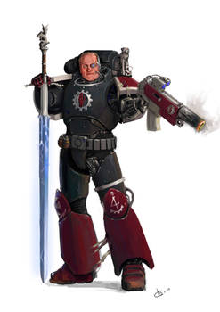 Assault lieutenant Junius Glengerrisdaren
