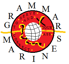 Grammar Marines Icon by queen-of-olympus