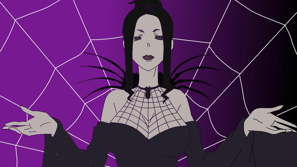 Arachne - Soul Eater by PrinceDoodleBob on DeviantArt