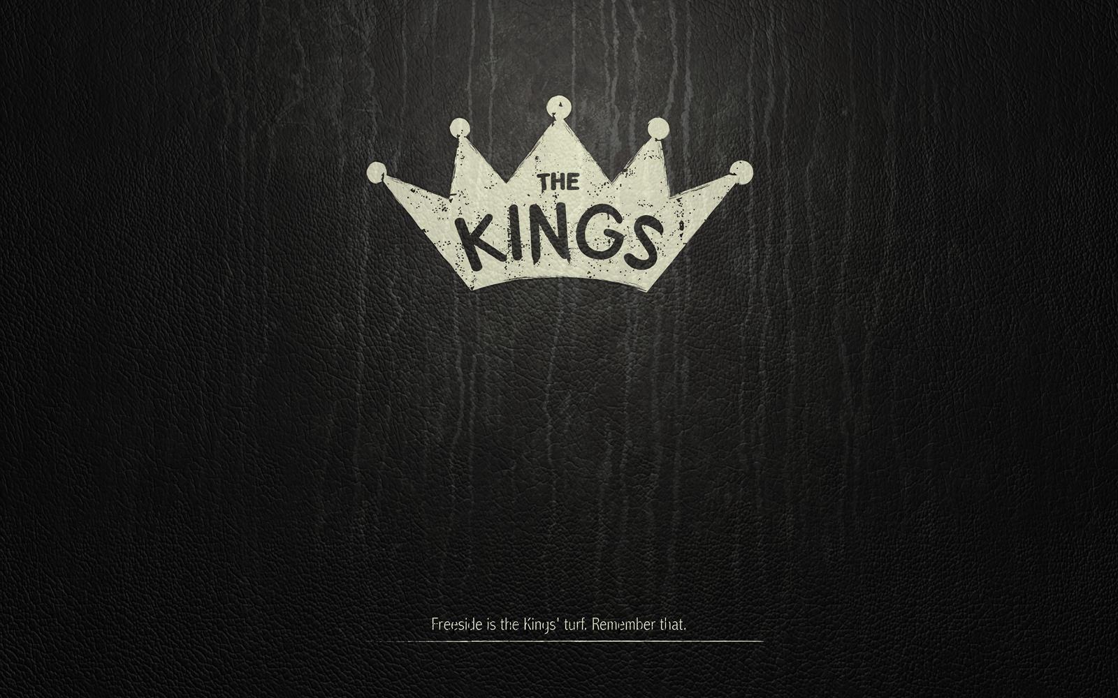 the kings wallpaper by enjauma on deviantart