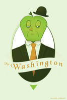 Mr Washington by ENJAUMA