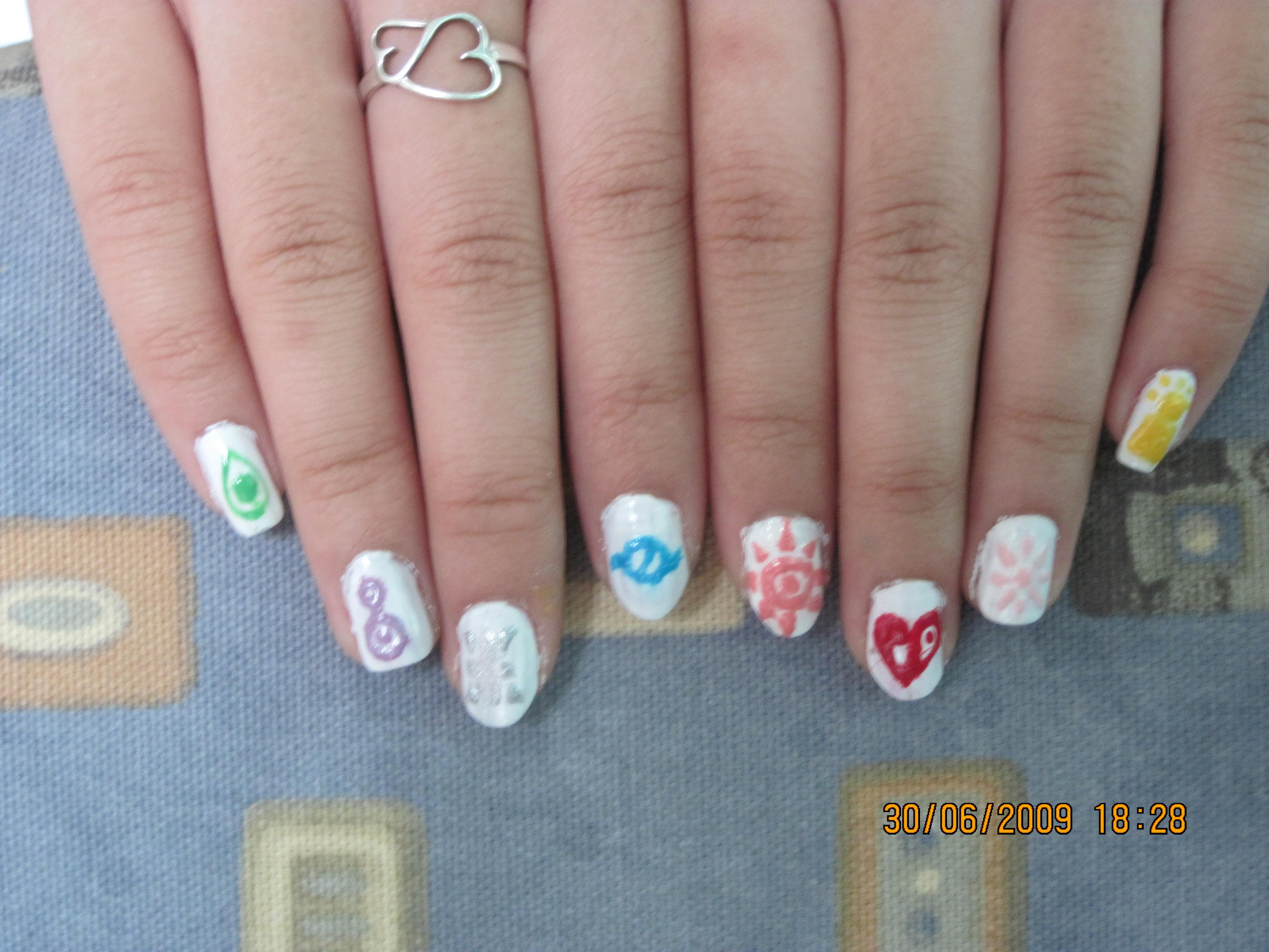 Digi Nails By Kumaly On Deviantart