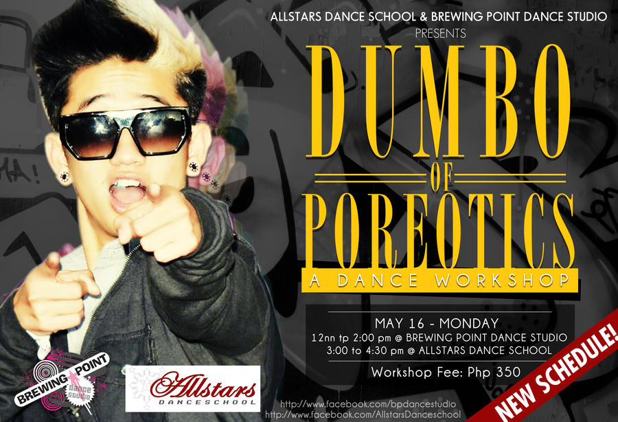 Dumbo of Poreotics by littleyayo on DeviantArt