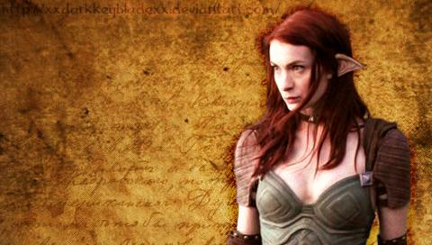 Dragon Age: Redemption PSP Wallpaper by xXDarkKeybladeXx