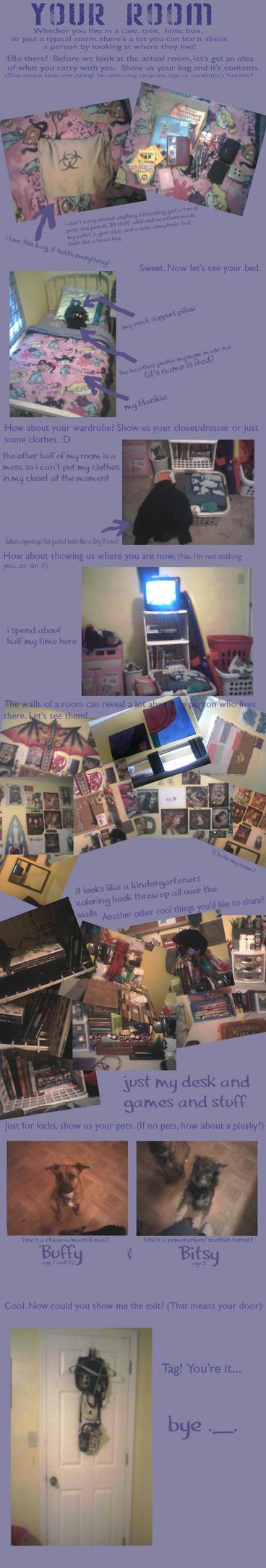 My Room Meme by xXDarkKeybladeXx