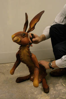 Hester The Hare again