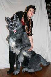 Pacino the Wolf by Nectarine