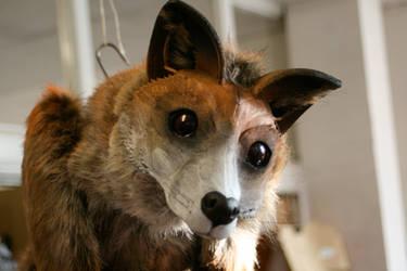Fox Puppet by Nectarine