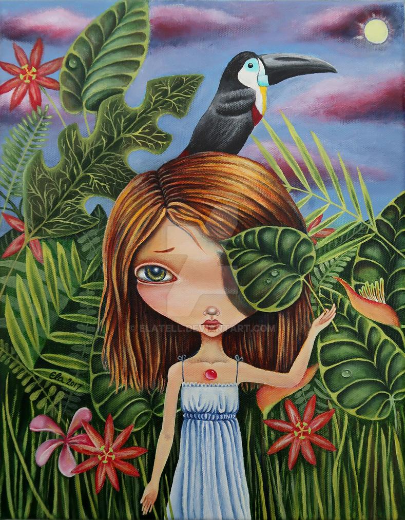 My Secret Jungle by ElaTell