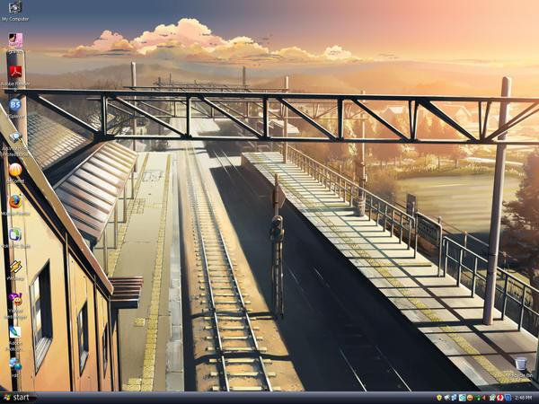 Summer desktop II by Kaori669