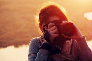 The photographer by Kaori669