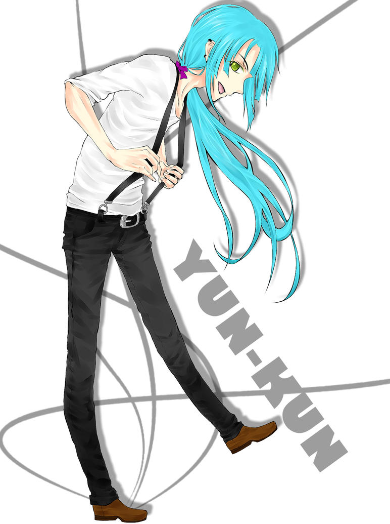 ..::Commission: Yun-kun::.. by nagic-nilo