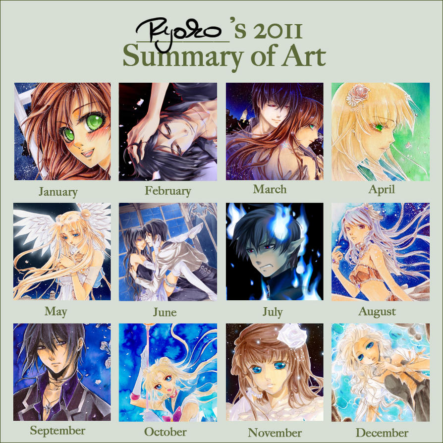 Summary Of Art 2011 by Ryoko-san18