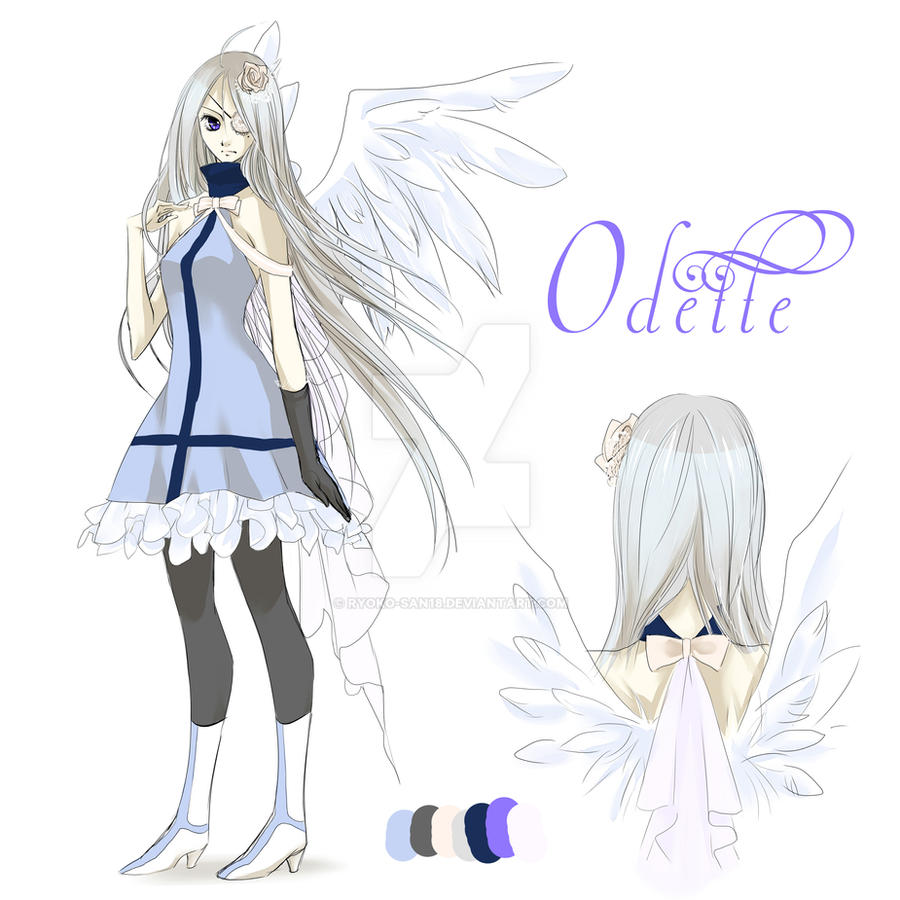 [Adoptable] Odette - Auction CLOSED by Ryoko-san18