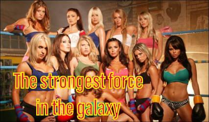 Strongest force by rakfak64rak