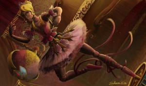 League of Legends - Carillon Orianna by ShariKia