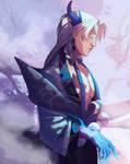 SPIRIT BLOSSOM YONE - League of Legends