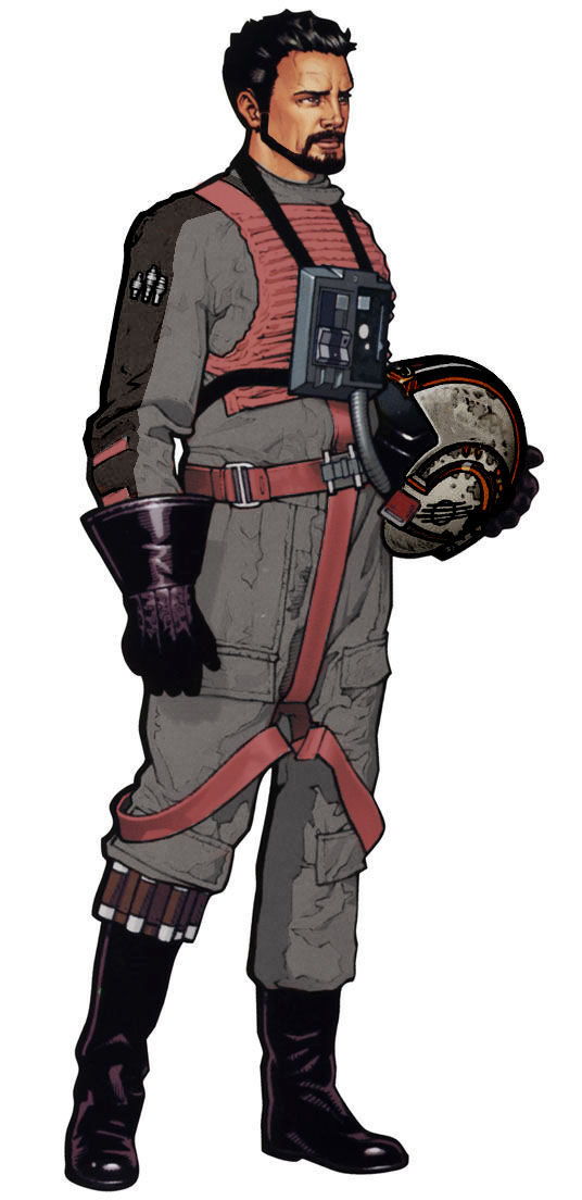 Rebel Pilot Gavin By Perkunasloki On Deviantart