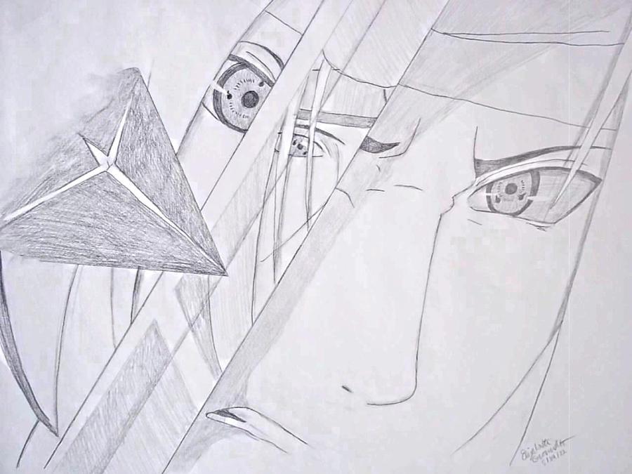 Sasuke Vs. Itachi Sketch By Juniperjadelove On DeviantArt