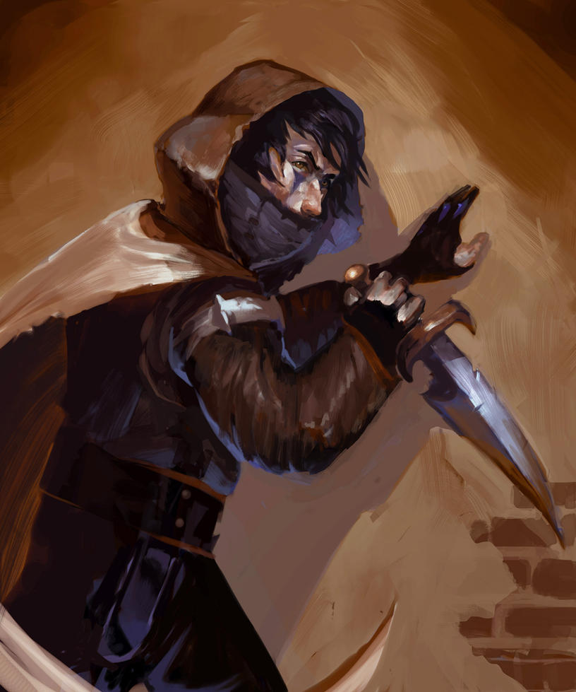 Royal Assassin by SLabreche
