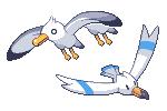 nintendo has the cutest seagulls by JJoploo47