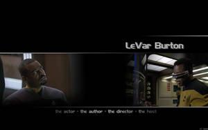 LeVar Burton Wallpaper by jadzii