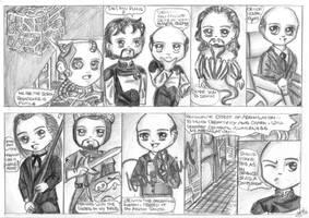 Borg vs. Creativity by jadzii