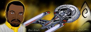 Engineers of Star Trek - TNG by jadzii