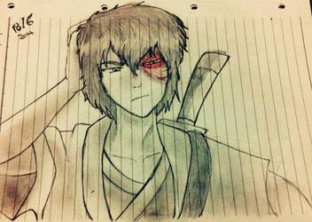 Zuko!! by cartoonlovinggal