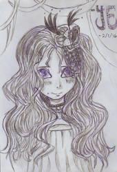 New Year Drawing~~ by cartoonlovinggal