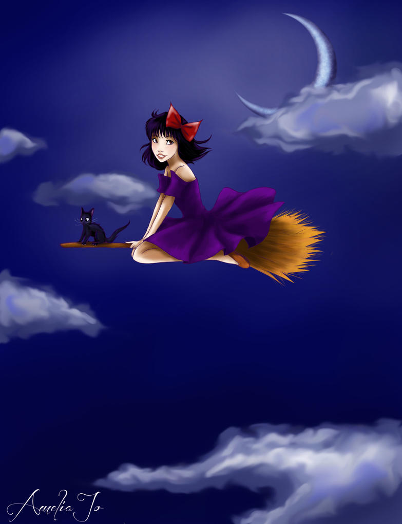 Kiki by AmeliaJo