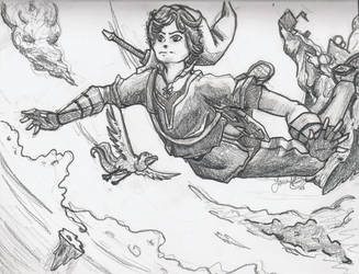 Time To Save the Princess by Dark-Link-Kyra05