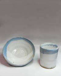 Bowl and Mug by Dark-Link-Kyra05