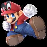 Cappy Mario Edit (Super Smash Bros. Ultimate)