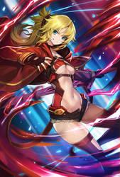 mysterious heroine M
