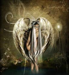 Angelbride by CindysArt
