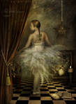 The little dancer by CindysArt