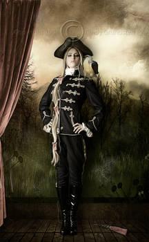Girl in uniform III