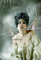 Frozen angel by CindysArt
