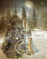 Christmas to all by CindysArt