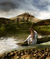 Sadness by CindysArt