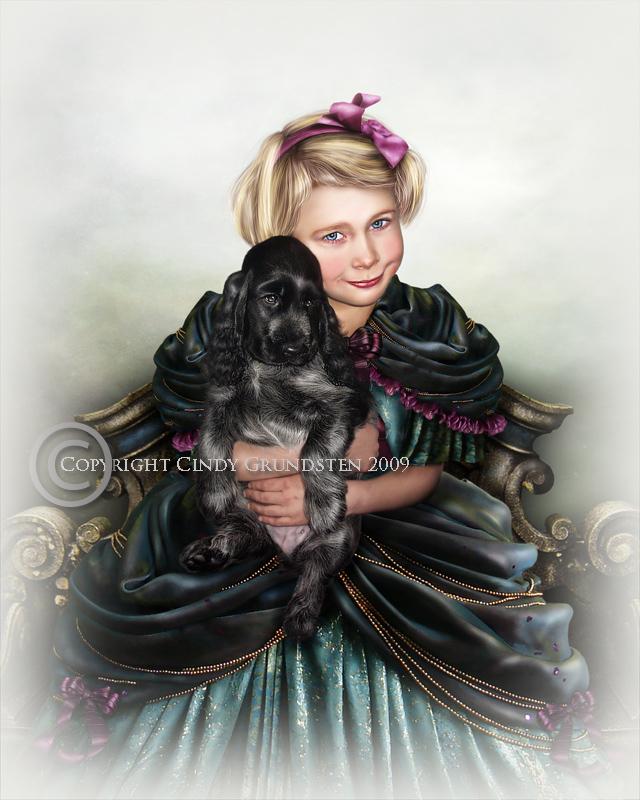 Little Princess by CindysArt