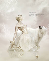Only white by CindysArt