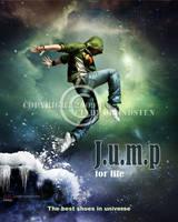 J.U.M.P by CindysArt