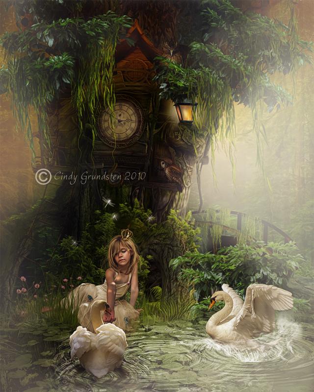 In fairy tale