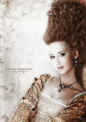 She is a Lady by CindysArt